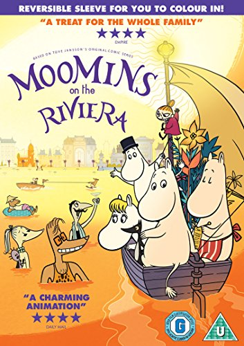 Price comparison product image Moomins on the Riviera [DVD] [2015]