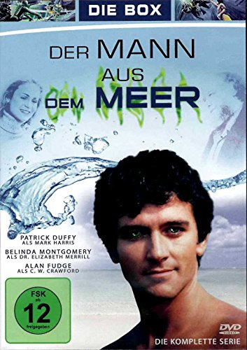 Der Mann aus dem Meer ( Low Budget Edition ) [4 DVD - Version]