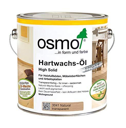Osmo Hartwachs-Öl HS Farbig 3041 Natural 2,5l Gebinde