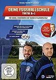 Deine Fussballschule - für Spieler und Trainer im verkleinerten Grossspielfeld - Taktik 8+1 [2 DVDs]