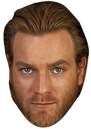Obi Wan Kenobi Mask (Obi Maske Kenobi Wan)