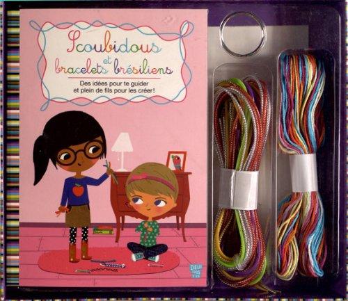 Scoubidous & bracelets brésiliens