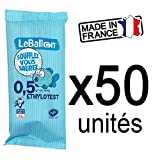 Lot de 50 Ethylotest (Norme NF)