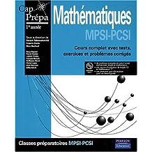 Mathematiques - Cours Complet avec Tests, Exercices et Problemes Corriges
