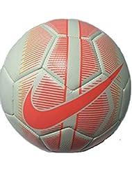 Nike Mercurial Veer - Balón unisex, color blanco/negro/lima, talla 5