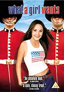 What A Girl Wants [VHS] [2003]