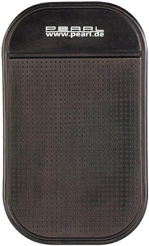 Preisvergleich Produktbild PEARL Anti Rutsch Pad: 2er-Set Anti-Rutschauflage 145 x 85 mm für Kfz, Lkw, Bus, Camper u.v.m (Anti Rutschmatten)