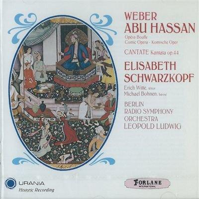 Abu Hassan/Schwarzkopf/Bohnen/Witte/Kegel [Import anglais]