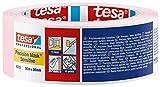 TESA 04333-00021-02 04333-00021-02-Cinta para Pintar en Interior Precision Mask Sensitive Serie 4333-50m x 50mm, Not_applicable, 50mx50mm