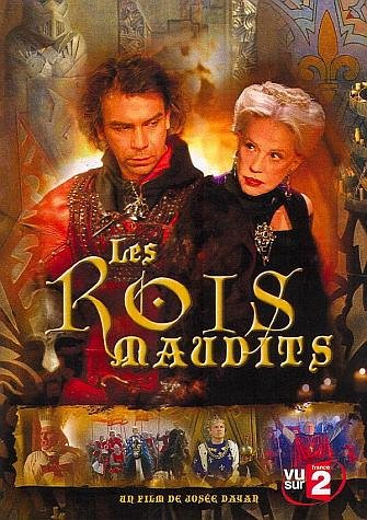 Les Rois maudits - Coffret 3 DVD (Version 2005)
