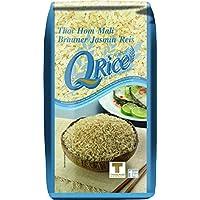 Q Rice, Arroce rojo (Marrón) - 12 de 1000 gr. (Total 12000 gr.)