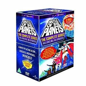 Battle of the Planets Mega Box Set [DVD]