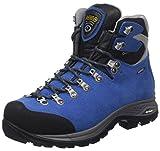 Asolo Greenwood GV ML, Zapatos de High Rise Senderismo para Mujer, Azul (Bleu Celestial A481), 38 EU