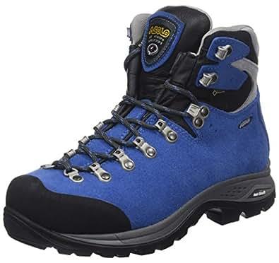 Asolo Greenwood GV ML, Chaussures de Randonnée Hautes Femmes, Turquoise (Bleu Celestial A481), 38 EU