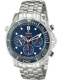 Amazon.es  OMEGA SEAMASTER  Relojes 540e8167444f