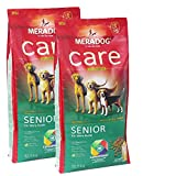 2 x 12,5 kg Mera Dog CARE SENIOR Hundefutter für ausgewachsene, ältere Hunde