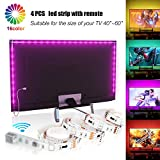 Best Led Hdtvs - 2m Led Strips Lights with Remote, USB TV Review