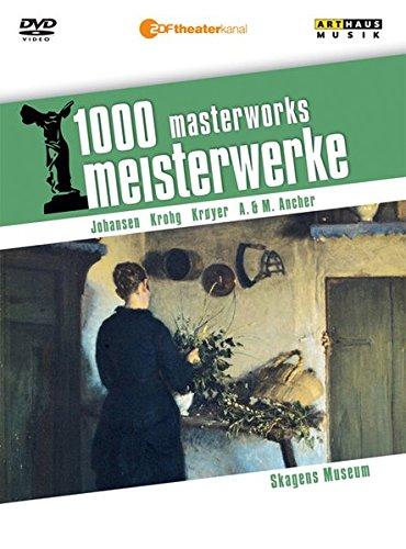 1000 Meisterwerke: Skagens Museum, 1 DVD
