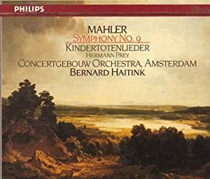 Mahler: Symphony No.9, Kindertotenlieder