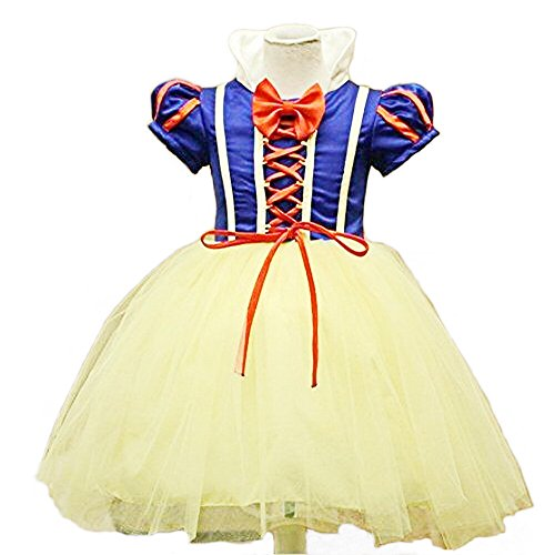 Da ragazza Girls Snow Princess abito da festa di Halloween Carnevale Cosplay costume