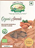 #4: Elworld Organic Almonds (Badam) - 500g