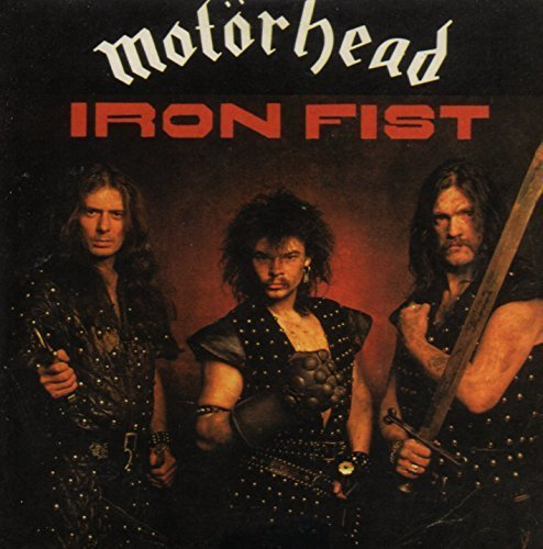 Iron Fist - 2-Track CARD SLEEVE - 1) Iron Fist 2) Remember Me I'm Gone - 	CDSINGLE