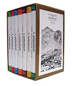 Wainwright's Complete Pictorial Guides: 50th Anniversary Edition