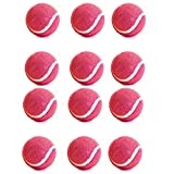 #4: Red Hard Tennis Ball(Pack Of 12)