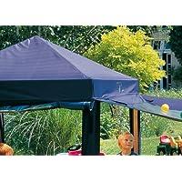 4x4 Meter Garten Camping Schattentuch Sandkasten Sonnenschutz halbdurchl/ässig