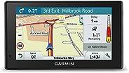 Garmin Drive Smart Navigationsgerät Touchdisplay, lebenslang Kartenupdates und Verkehrsinfos, Smart Notificati
