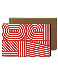 Stripe Love Credit Card Wallet By Robobull