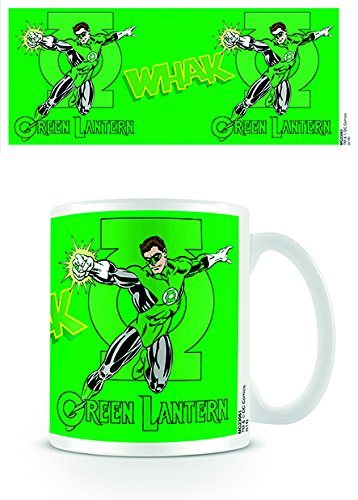 DC Originals MG23061 Green Lantern Mug, Céramique, Multicolore, 11oz/315ml