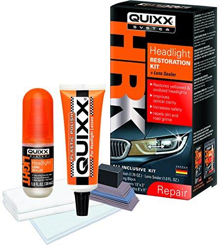 Preisvergleich Produktbild Quixx Scheinwerfer-Restaurationsset mit Linsenversiegelung