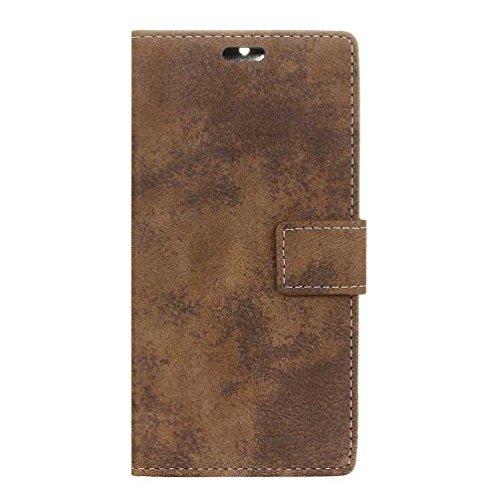 Hülle Für Doogee BL5000, PU Leder Etui Hülle im Bookstyle Handy Tasche für Doogee BL5000 Schutzhülle Schale Flip Cover Wallet Case (KW-15#)