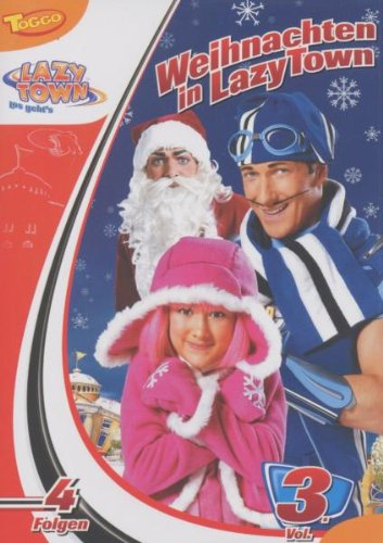 Vol. 03: Weihnachten in LazyTown