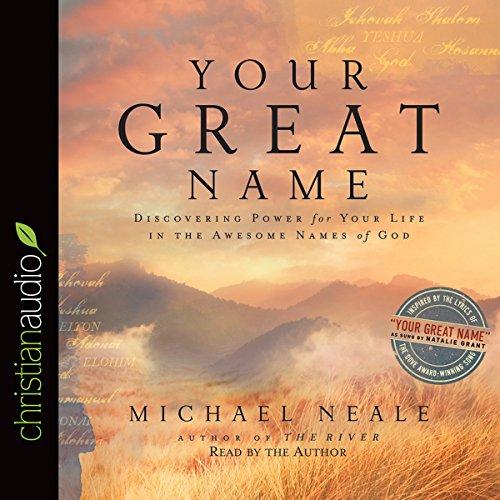 Your Great Name  Audiolibri
