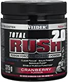 Weider Total Rush 2.0, Cranberry, 1er Pack (1 x 375 g)