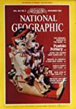 NATIONAL GEOGRAPHIC MAGAZINE [No 162] du 01/11/1982 - THE ANASAZI - RIDDLES IN THE RUINS - PUEBLO POTTERY - MAKING OF AMERICA - A NEW MAP SERIES - KUBLAI KHAN'S LOST FLEET - NEW LOOK AT THE SHUTTLE - MEXICAN VOLCANO.