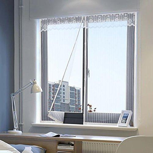 fliegengitter fenster mit rahmen befestigen juli 2018 vergleich test kaufen. Black Bedroom Furniture Sets. Home Design Ideas
