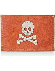 Scalpers Skull Cardholder, Tarjetero para Hombre