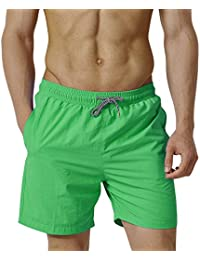semen Homme Short Pantalon Court Corde Serrage Elastique Pant Sport Fitness  Casual Vintage Plage Été bfb93f28eb7