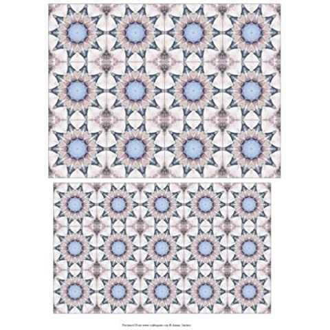 Blu Flutterby Fata Bustina Piastrelle 1Mix n Match by AMMIE Sanders - Mix Piastrelle