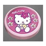 GLOBO Push Light Kinderleuchte mit Hello Kitty Aufdruck