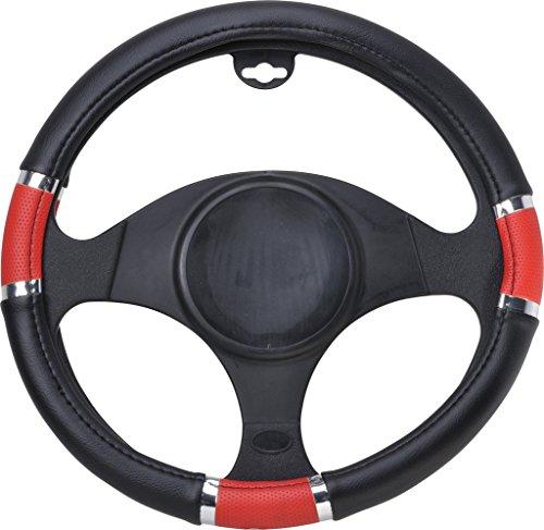 nissan-titan-coprivolante-sterzo-simil-pelle-bicolore-rosso-nero-per-volante