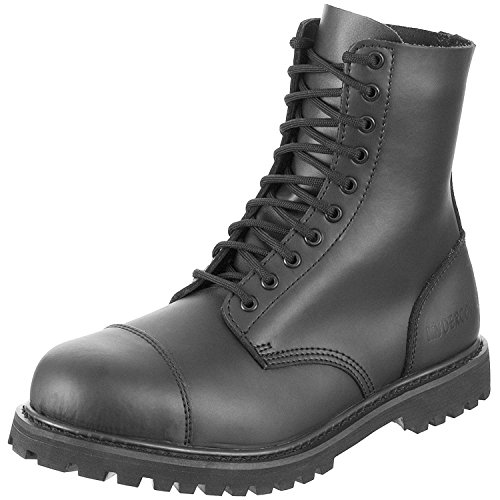 SURPLUS Schuhe, 10-Loch schwarz, 13 (Ferse-gummi-stiefel)