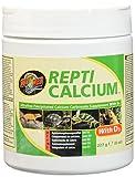 Zoo Med A34-8E Repti Calcium mit D3, 227 g, Vitaminpulver mit Kalzium für...