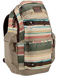 Burton Kilo Pack Daypack, color rancher stripe print, tamaño 44.5 x 30 x 15 cm, volumen liters 27.0