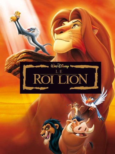 Le Roi Lion, DISNEY CINEMA