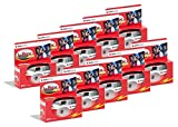 Agfa AG601020-10 AgfaPhoto LeBox Flash 400 Einwegkamera mit Blitz (10-er Pack) -