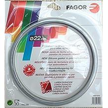 Fagor - Junta De Silicona 998010020, 22 Cm., Para Ollas Rapidas